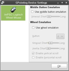 gpointing-device-settings with kernel 2.6.32