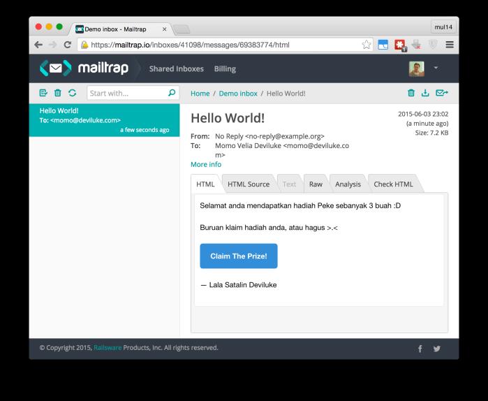 Mailtrap.io
